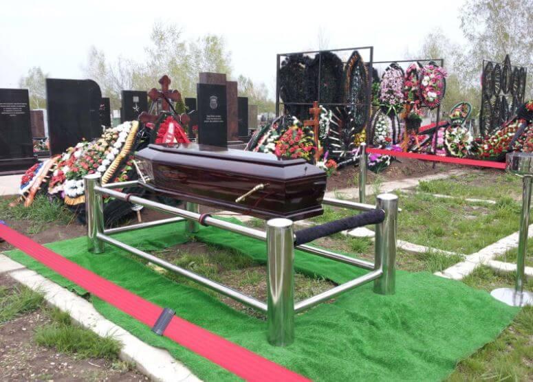 проведение похорон Киев