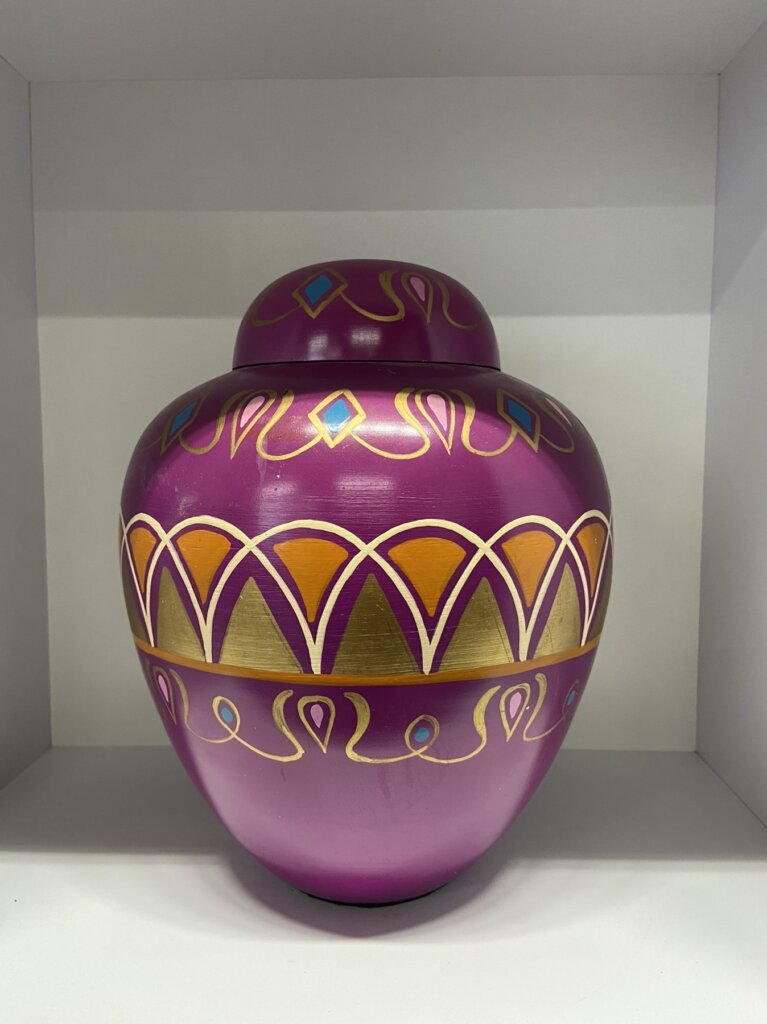 Urns for ashes VIP