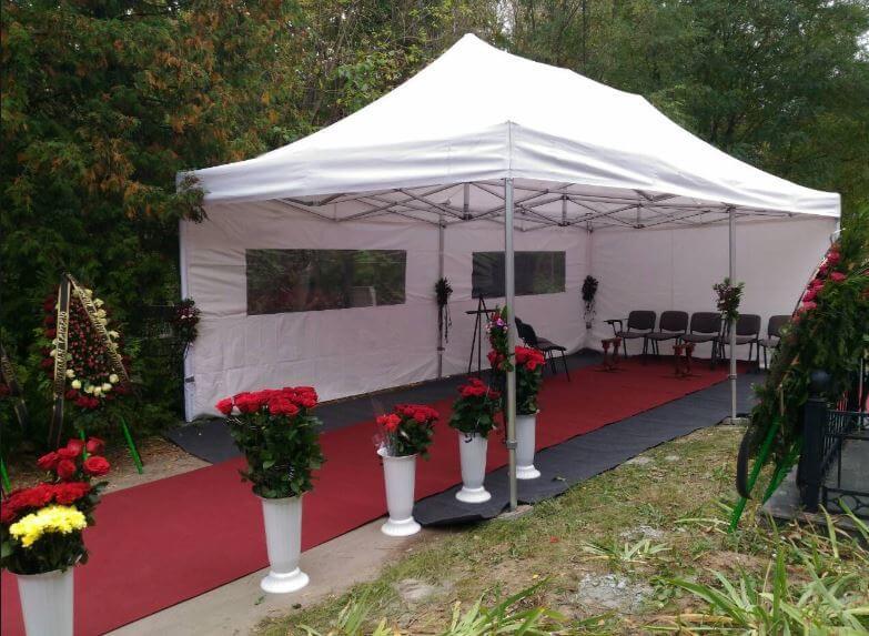 место проведения похорон Організація похорону